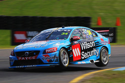 David Wall e Chris Pither, Garry Rogers Motorsport Volvo