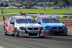 Dale Wood and Macauley Jones, Brad Jones Racing Holden and Jason Bright and Andrew Jones, Brad Jones Racing Holden