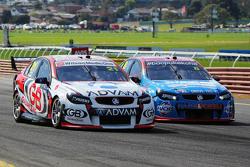 Dale Wood y Macauley Jones, Brad Jones Racing Holden con Jason Bright y Andrew Jones, Brad Jones Rac