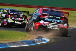 Fabian Coulthard e Luke Youlden, Brad Jones Racing Holden
