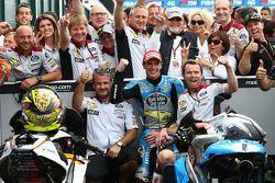 Scott Redding, Marc VDS Racing Honda, troisième
