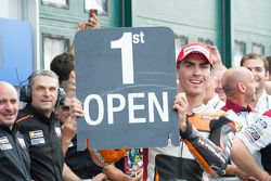 Loris Baz, Forward Racing Yamaha, vainqueur en Open