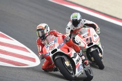 Michele Pirro, Ducati Team and Danilo Petrucci, Pramac Racing Ducati