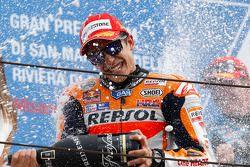 Kazanan Marc Marquez, Repsol Honda Takımı