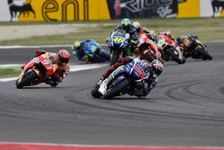 El inicio: Jorge Lorenzo, Yamaha Factory Racing