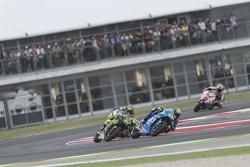 Aleix Espargaro, Team Suzuki MotoGP e Pol Espargaro, Tech 3 Yamaha