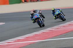 Maverick Viñales e Aleix Espargaro, Team Suzuki MotoGP