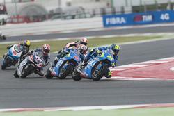 Aleix Espargaro e Maverick Viñales, Team Suzuki MotoGP