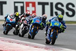 Aleix Espargaro und Maverick Viñales, Team Suzuki MotoGP