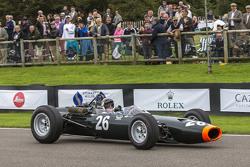 Sir Jackie Stewart, BRM P261 1964