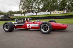 Sir Jackie Stewart, McLaren-BRM M5A 1967