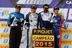 Pedro Piquet Champion de F3 Brasil