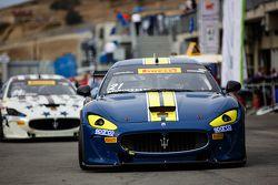 #21 Maserati GranTurismo Maserati Corse: Vafa Kordestani