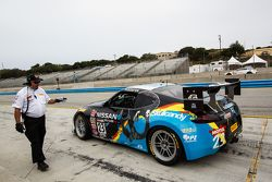 #23 Skullcandy Team Nissan Nissan 370Z: Vesko Kozarov