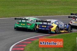 Эдоардо Мортара, Audi Sport Team Abt Audi RS 5 DTM и Гэрри Паффет, ART Grand Prix Mercedes-AMG C63 DTM