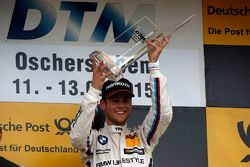 Podium: 1st Tom Blomqvist, BMW Team RBM BMW M4 DTM