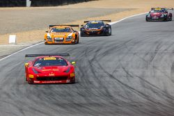 #61 R. Ferri Motorsport Ferrari 458 GT3 Italia: Olivier Beretta