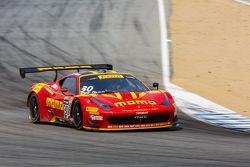#30 NGT Motorsport Ferrari 458 GT3 Italia: Alessandro Pier Guidi