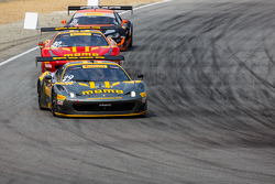 #29 GT Motorsport Ferrari 458 GT3 Italia: Alessandro Balzan
