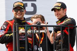 Alessandro Balzan (left) and Alessandro Pier Guidi (right)NGT Motorsport