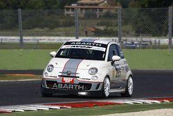 Andrea Bertolini e Giancarlo Fisichella, Abarth Squadra Corse
