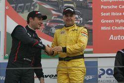 Filippo Maria Zanin, Promotor Sport, e Giovanni Mancini, 2T Course & Reglage