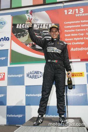 Carina Lima, Imperial Racing, Lamborghini Gallardo Cup #163