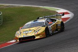 Lamborghini Huracan GTCup #311, Roberto Tancae Adrian Zaugg, Raton Racing