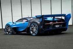The Bugatti Vision Gran Turismo