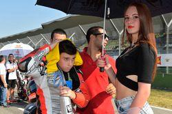 L'ombrellina di Leonardo Taccini, VL Team
