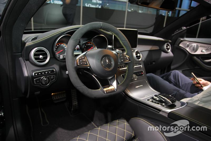 Mercedes AMG C63 Coupe 1ed