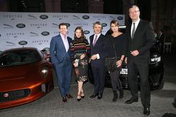 Gerry McGovern (Design Director Land Rover), Hannah Herzsprung, Dr. Ralf Speth - CEO Jaguar Land Rov