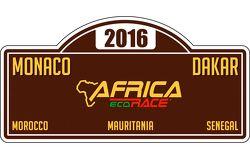 Ралли-плейт Africa Eco Race