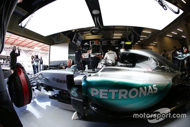 Nico Rosberg, Mercedes AMG F1, W06