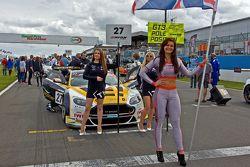 #27 TF Sport Aston Martin Vantage GT3: Andrew Jarman, Jody taraftarnin