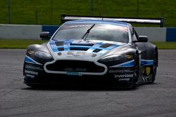 #11 22 GT Racing Aston Martin Vantage GT3: Mark Farmer, Jon Barnes