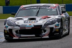 #56 Tolmon Motorsport G55 Ginetta GT4: David Pattison, Luke Davenport