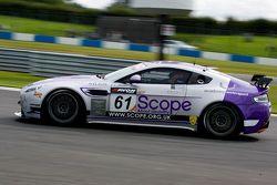 #61 Academy Motorsport Aston Martin GT4 Challenge: Will Moore, Dennis Strandberg