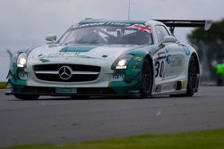 #30 Ram Racing Mercedes AMG GT3: Alistair MacKinnon, Lewis Plato