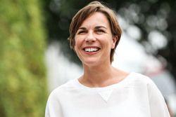 Claire Williams, Directora Adjunta del Equipo