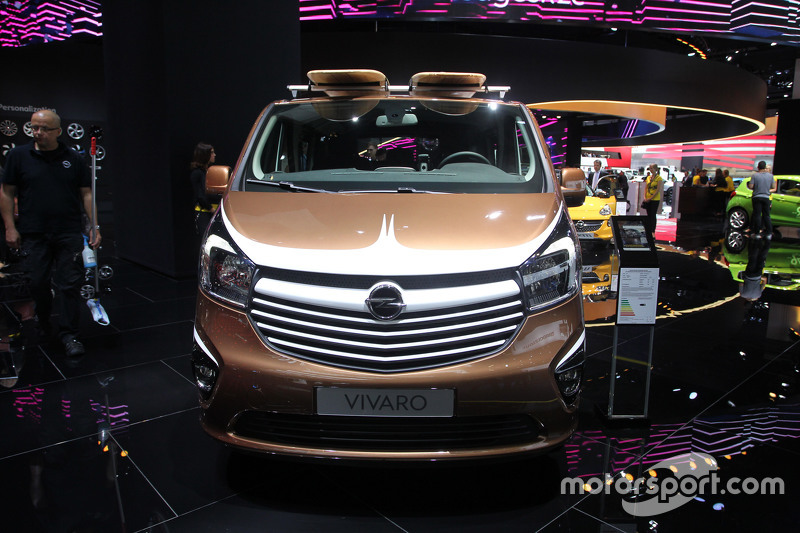 Opel Vivaro Surf