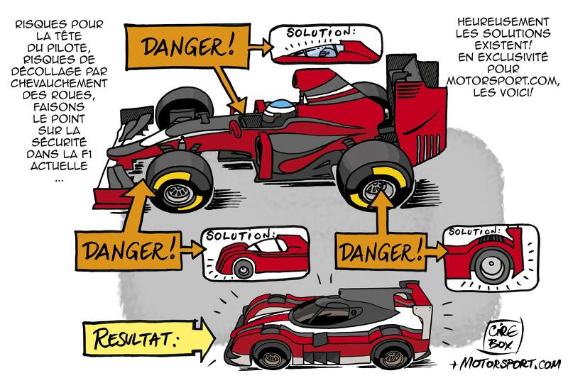Cartoon Girl Racing Cars