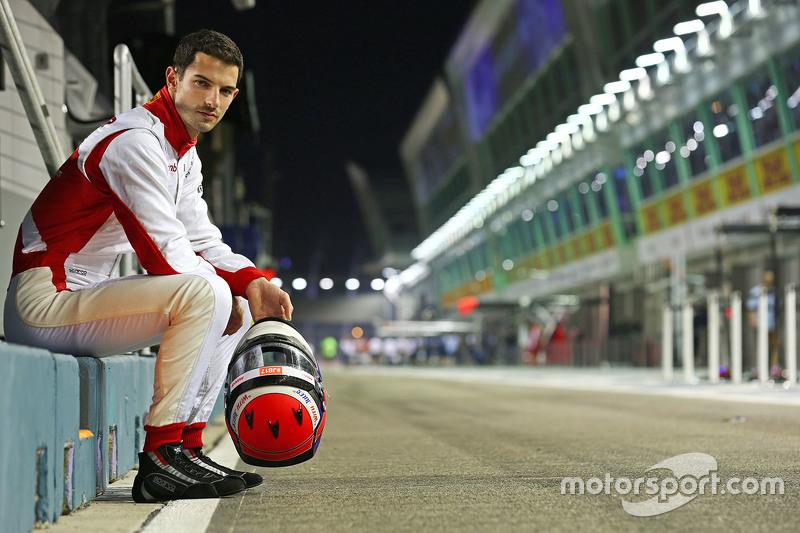 Александр Росси, Гран При Сингапура