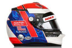 Шлем Александра Росси, Manor F1 Team