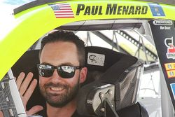Paul Menard, Richard Childress Racing Chevrolet visits Martinsville Speedway