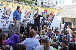 Paul Menard, Richard Childress Racing Chevrolet visita Martinsville Speedway