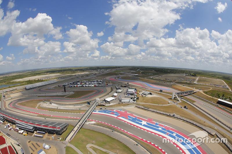 GP de EEUU, Circuito de las Américas