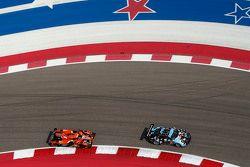 #28 G-Drive Racing Ligier JS P2: Ricardo Gonzalez, Pipo Derani, Gustavo Yacaman e #77 Dempsey Proton Competition Porsche 911 RSR: Patrick Dempsey, Patrick Long, Marco Seefried