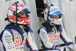 Kazuki Nakajima ve Anthony Davidson, Toyota Racing