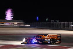 Ligier JS P2 команды G-Drive Racing: Роман Русинов, Сэм Бёрд и Жюльен Каналь